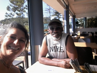 Breaky at Burleigh